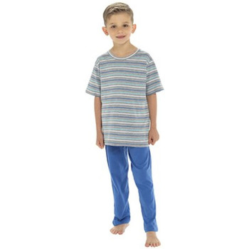 textil Pojkar Pyjamas/nattlinne Tom Franks  Marinblått