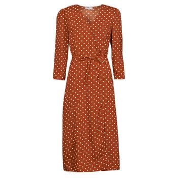textil Dam Långklänningar Betty London PAXONE Rostfärgad