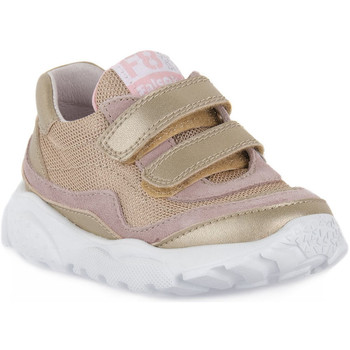 Skor Flickor Sneakers Naturino FALCOTTO Q75 AMANTHEA ROSE Rosa