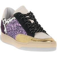 Skor Dam Sneakers At Go GO 4175 DUCK ORO Beige