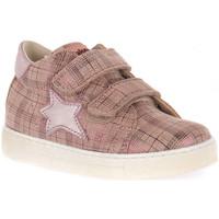 Skor Pojkar Sneakers Naturino FALCOTTO M01 SASHA ROSA Rosa