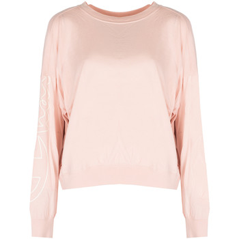 textil Dam Långärmade T-shirts Champion  Rosa