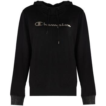 textil Dam Sweatshirts Champion  Svart