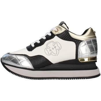 Skor Dam Sneakers Apepazza F1MIDHIGH07/LEA WHITE