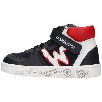 Skor Pojkar Höga sneakers Balducci MSP3806B BLUE