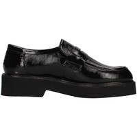 Skor Dam Loafers Triver Flight 482-06 BLACK
