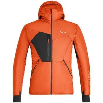 textil Herr Vindjackor Salewa Pedroc Hybrid Twr M Hood Jkt Orange