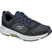 Skor Herr Sneakers Skechers Go Walk Outdoor Blå