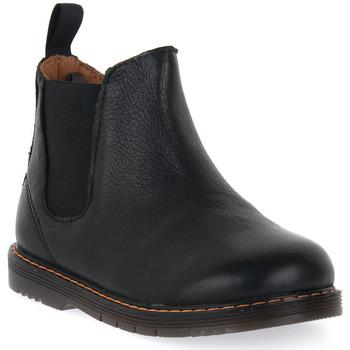 Skor Pojkar Boots Grunland NERO 88NILL Nero