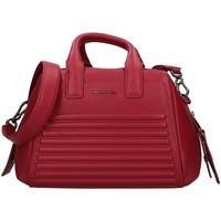 Väskor Handväskor med kort rem Mandarina Duck P10JDT01 RED