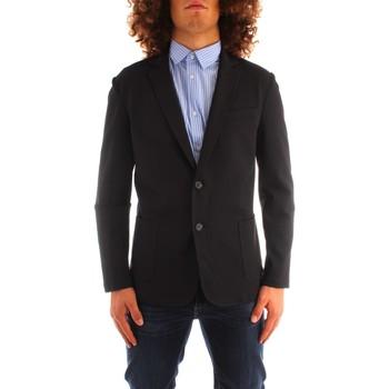 textil Herr Jackor & Kavajer Trussardi 52H00029 1T005378 BLACK