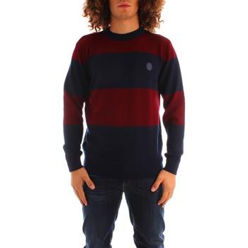textil Herr Tröjor Trussardi 52M00522 0F000694 NAVY BLUE