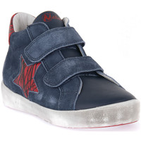 Skor Flickor Sneakers Naturino C02 DORRIE VL Blu