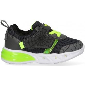 Skor Pojkar Sneakers Bubble 58921 grå