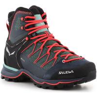 Skor Dam Vandringskängor Salewa Ws Mtn Trainer Lite Mid GTX 61360-5585 green