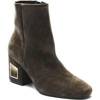 Skor Dam Boots Vic 1R6000D.R18Q040350 marrone