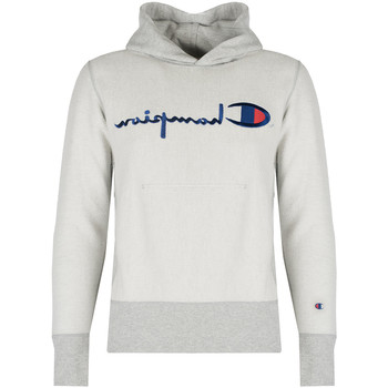textil Herr Sweatshirts Champion  Grå