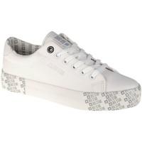 Skor Dam Sneakers Big Star II274181 Vit
