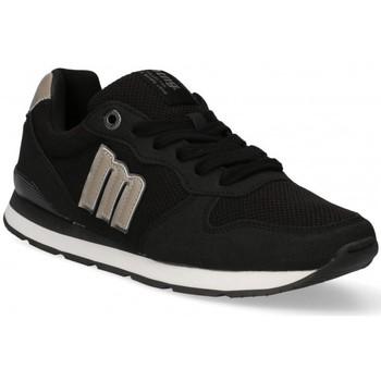 Skor Herr Sneakers MTNG 57191 svart