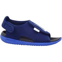 Skor Barn Sandaler Nike Sunray Adjust 5 V2 Blå