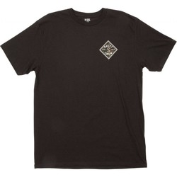 textil Herr T-shirts Salty Crew T-shirt  Tippet Decoy Standard noir