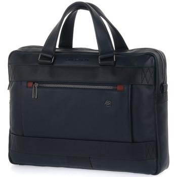 Väskor Portföljer Piquadro CARTELLA DUE MANICI Blu