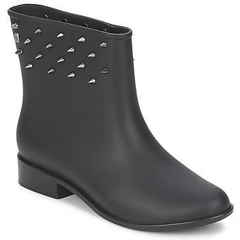 Skor Dam Boots Melissa MOON DUST SPIKE Svart