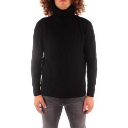 textil Herr Tröjor Blauer 21WBLUM04142006088 BLACK