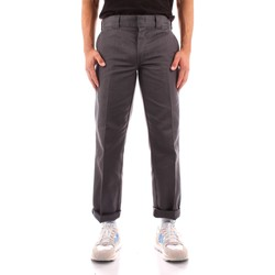 textil Herr Chinos / Carrot jeans Dickies DK0WP873CH01 GREY