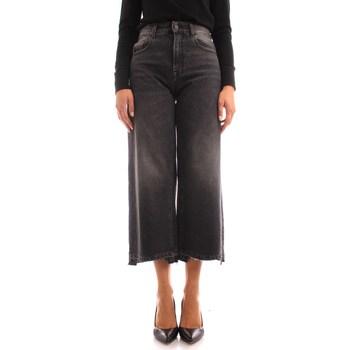 textil Dam Jeans 3/4 & 7/8 Manila Grace J417D1 BLACK