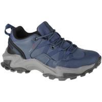 Skor Herr Sneakers Big Star Shoes Bleu
