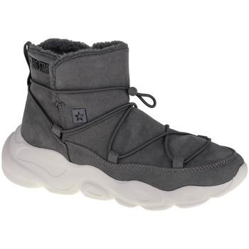 Skor Dam Vinterstövlar Big Star Shoes Grise