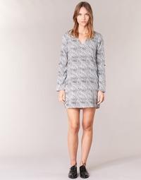 textil Dam Korta klänningar Vero Moda COOLI Svart / Vit