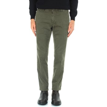 textil Herr Chinos / Carrot jeans Incotex 13S103 40662 Green
