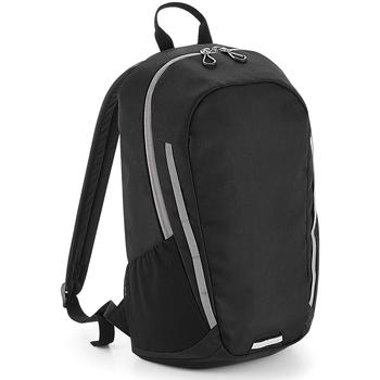 Väskor Ryggsäckar Bagbase BG615 Svart/ljusgrå