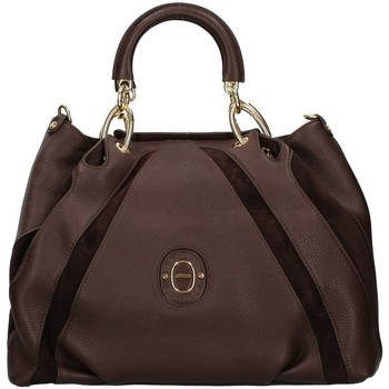 Väskor Handväskor med kort rem Nannini 16801 BROWN