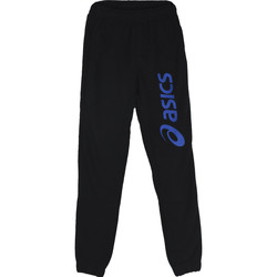 textil Pojkar Joggingbyxor Asics Big Logo Sweat Jr Pant Noir