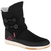 Skor Flickor Boots Kappa Cream K Noir