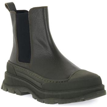 Skor Herr Boots At Go GO  DOLLARO VERDE Verde