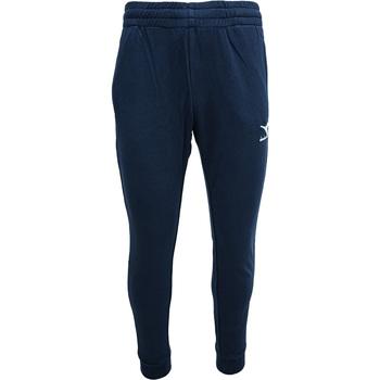 textil Herr Joggingbyxor Diadora Cuff Core Blå