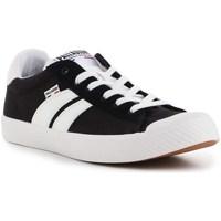 Skor Herr Sneakers Palladium Plphoenix F C U Svarta