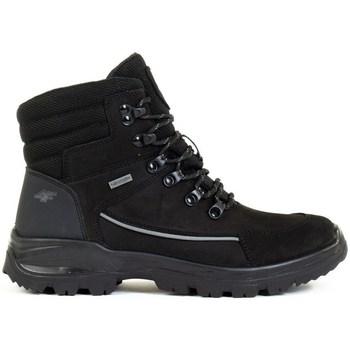 Skor Dam Höga sneakers 4F OBDH250 Svarta