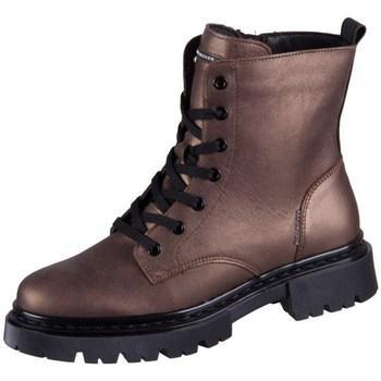 Skor Dam Höga sneakers Bullboxer 610504E6LC Bruna