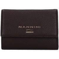 Väskor Dam Plånböcker Nannini QB0681 BROWN