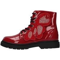 Skor Flickor Boots Lelli Kelly LK4540 RED