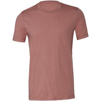 textil T-shirts Bella + Canvas CV001 Mauve
