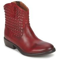 Skor Dam Boots Pastelle ELSA Bordeaux