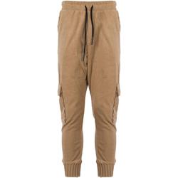 textil Herr Joggingbyxor Xagon Man  Brun
