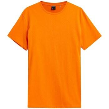 textil Herr T-shirts Outhorn TSM606 Orange