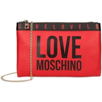 Väskor Dam Axelremsväskor Love Moschino JC4185PP1DLI0500 Röda